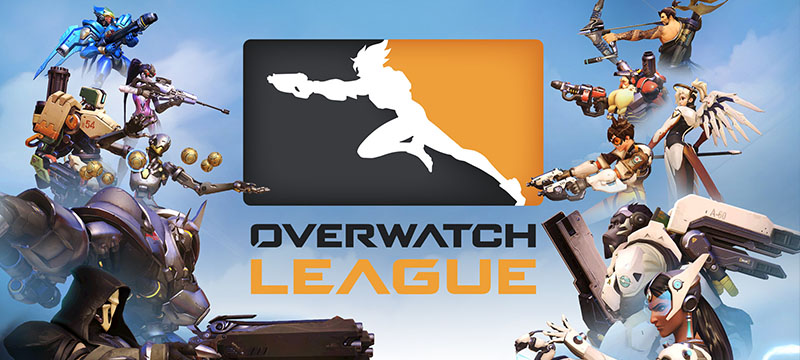 Overwatch League Brings Localised Teams to Esports