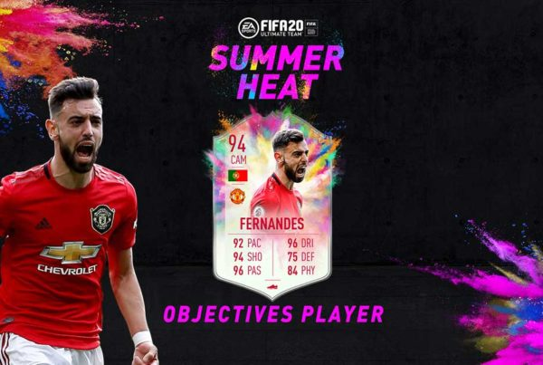 Bruno Fernandes Summer Heat Objective Requirements