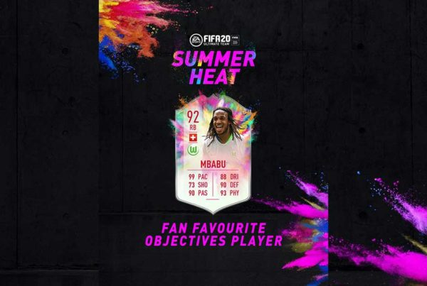 Kevin Mbabu Summer Heat Objective Requirements