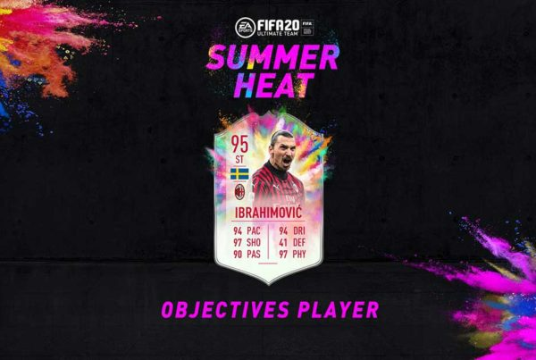 Zlatan Ibrahimovic Summer Heat Objective Requirements