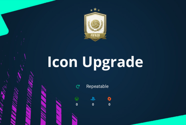 FIFA 20 Icon Upgrade SBC Requirements & Rewards
