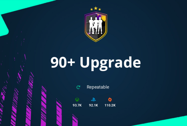 FIFA 20 90+ Upgrade SBC Requirements & Rewards