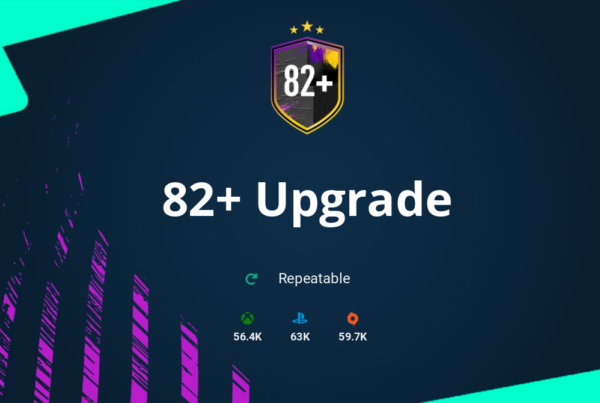 FIFA 20 82+ Upgrade SBC Requirements & Rewards