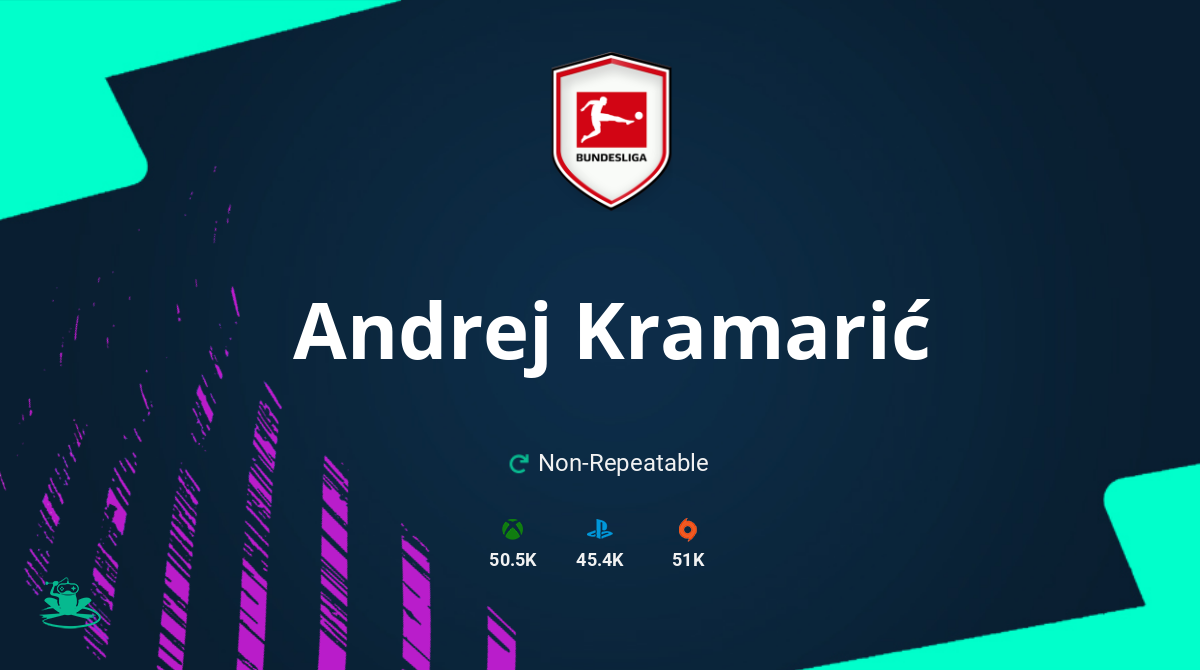 FIFA 21 Andrej Kramarić SBC Requirements & Rewards