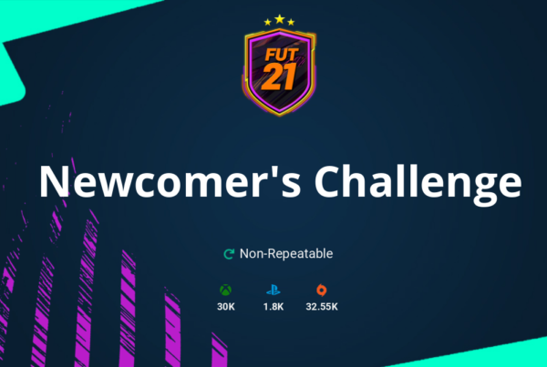 FIFA 21 Newcomer's Challenge SBC Requirements & Rewards