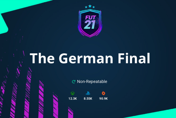 FIFA 21 The German Final SBC Requirements & Rewards