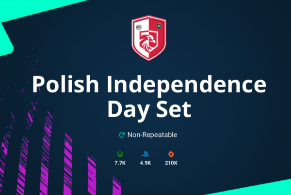 FIFA 21 Polish Independence Day Set SBC Requirements & Rewards