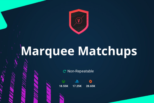 FIFA 21 Marquee Matchups SBC Requirements & Rewards
