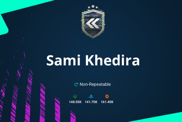 FIFA 21 Sami Khedira SBC Requirements & Rewards