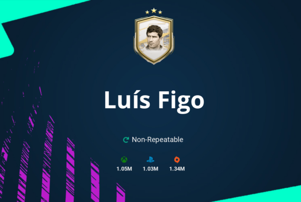 FIFA 21 Luís Figo SBC Requirements & Rewards