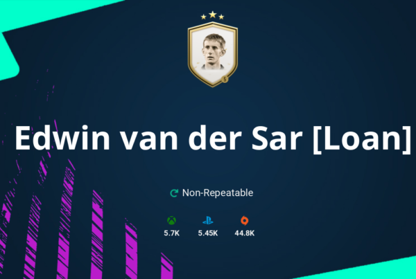 FIFA 21 Edwin van der Sar [Loan] SBC Requirements & Rewards