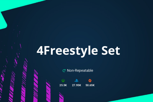 FIFA 21 4Freestyle Set SBC Requirements & Rewards