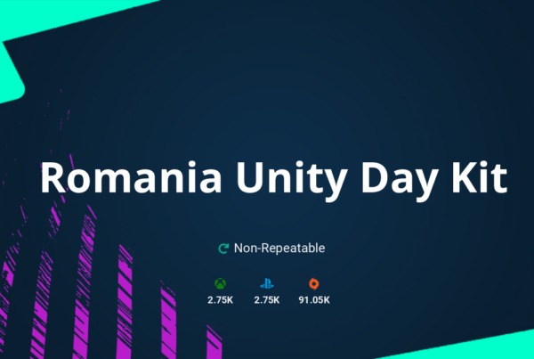 FIFA 21 Romania Unity Day Kit SBC Requirements & Rewards