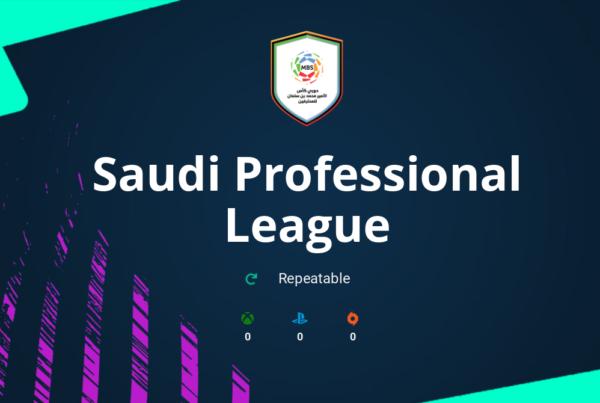FIFA 21 Saudi Professional League SBC Requirements & Rewards
