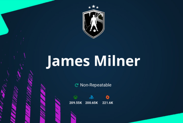 FIFA 21 James Milner SBC Requirements & Rewards