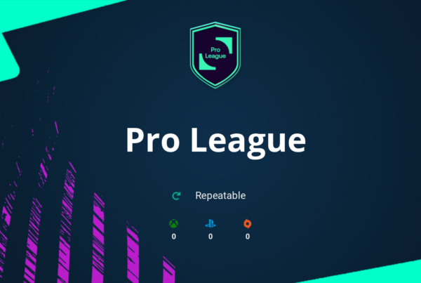 FIFA 21 Pro League SBC Requirements & Rewards