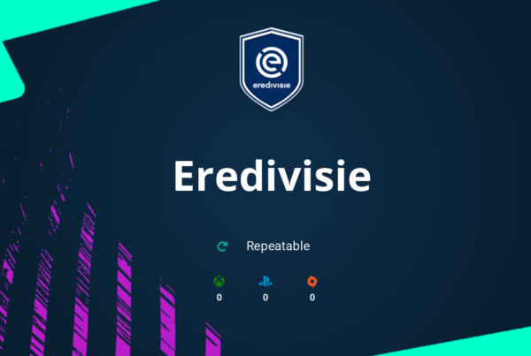 FIFA 21 Eredivisie SBC Requirements & Rewards