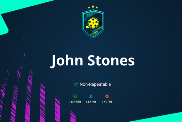 FIFA 21 John Stones SBC Requirements & Rewards
