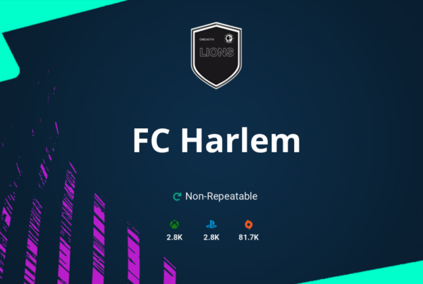 FIFA 21 FC Harlem SBC Requirements & Rewards