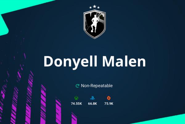 FIFA 21 Donyell Malen SBC Requirements & Rewards