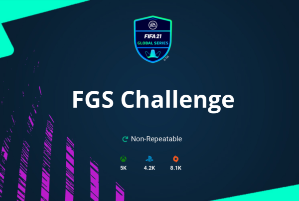 FIFA 21 FGS Challenge SBC Requirements & Rewards