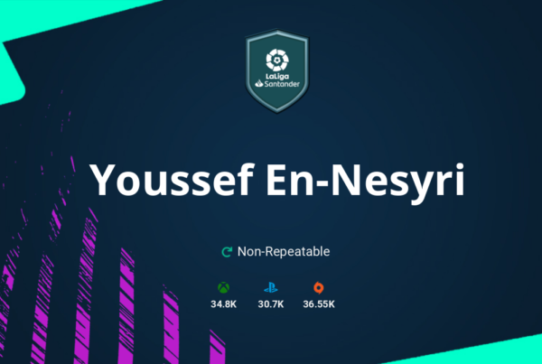 FIFA 21 Youssef En-Nesyri SBC Requirements & Rewards