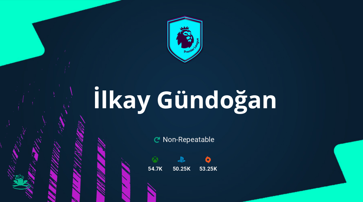FIFA 21 İlkay Gündoğan SBC Requirements & Rewards