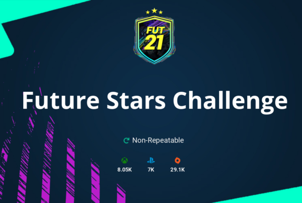 FIFA 21 Future Stars Challenge SBC Requirements & Rewards