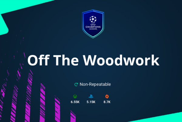 FIFA 21 Off The Woodwork SBC Requirements & Rewards
