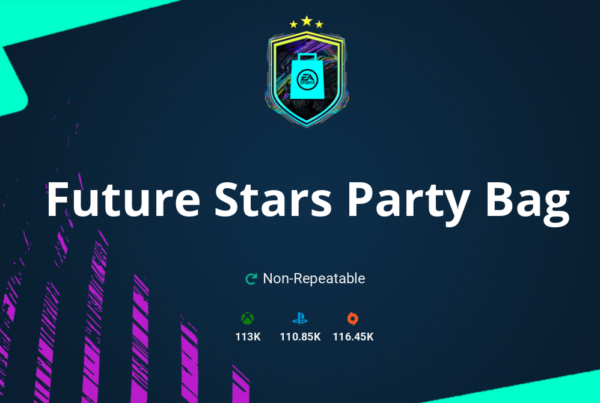 FIFA 21 Future Stars Party Bag SBC Requirements & Rewards