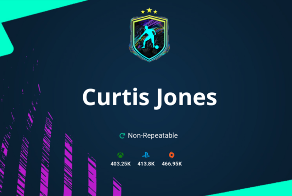 FIFA 21 Curtis Jones SBC Requirements & Rewards