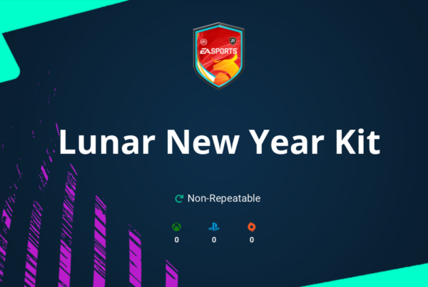 FIFA 21 Lunar New Year Kit SBC Requirements & Rewards
