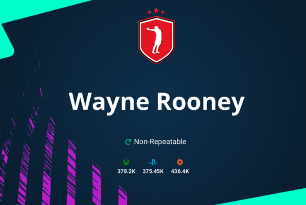 FIFA 21 Wayne Rooney SBC Requirements & Rewards