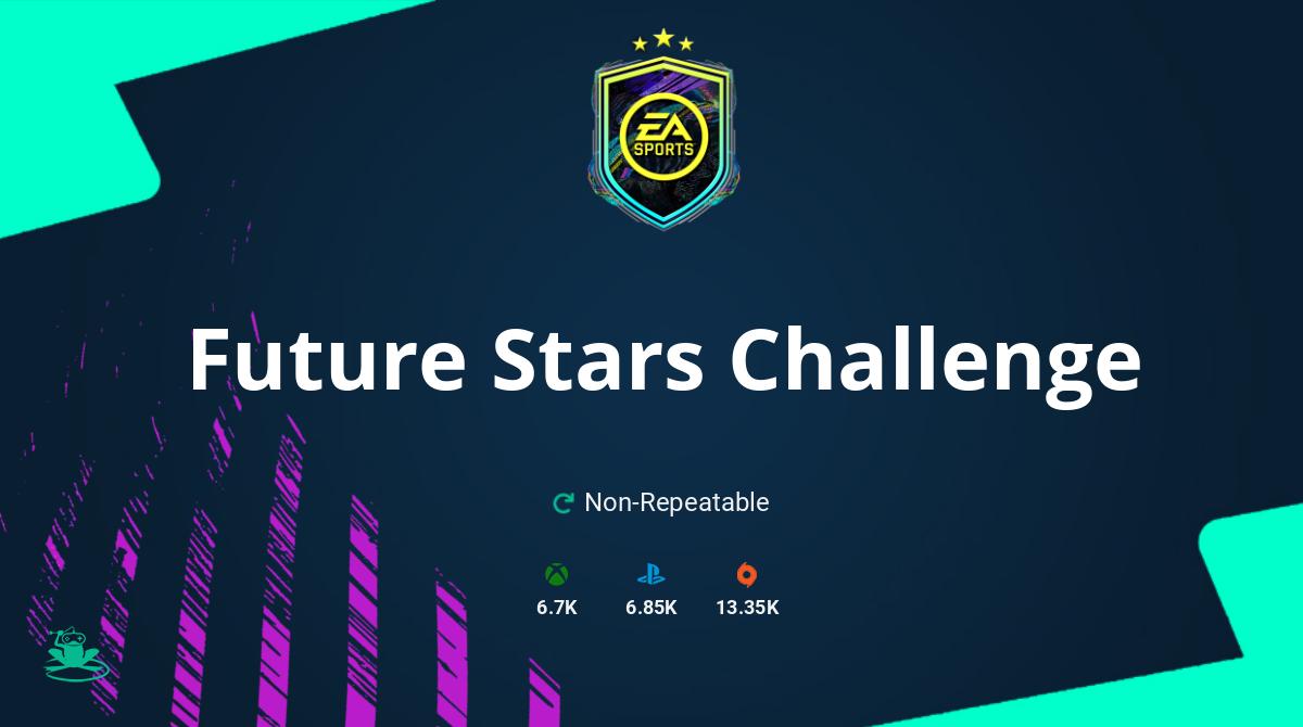 FIFA 21 Future Stars Challenge SBC Requirements & Rewards