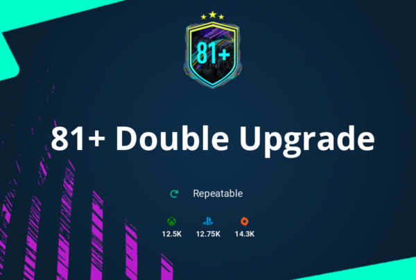 FIFA 21 81+ Double Upgrade SBC Requirements & Rewards