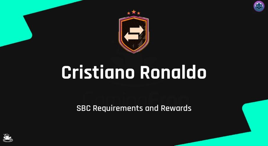 FIFA 21 Cristiano Ronaldo SBC Requirements & Rewards