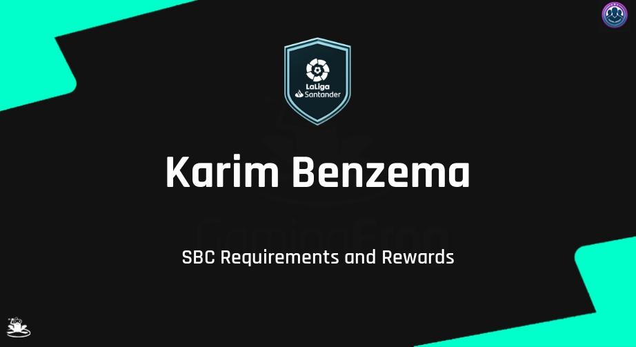 FIFA 22 Karim Benzema SBC Requirements & Rewards